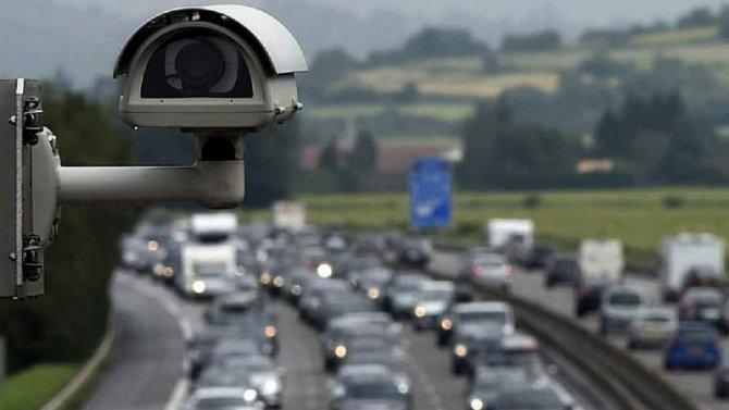 Смогутли дорожные камеры считывать новые номера?