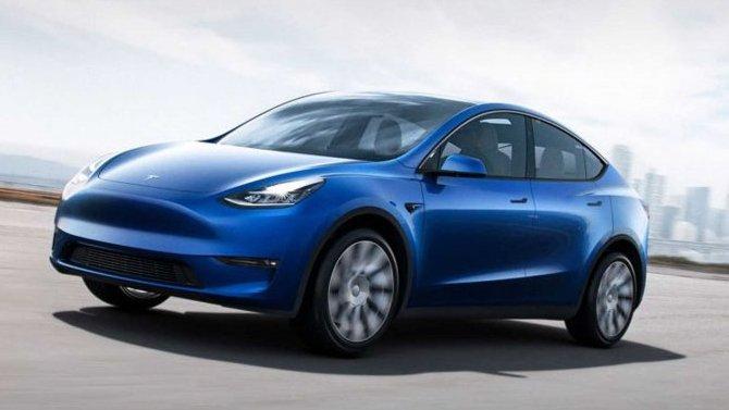 Начато производство бюджетной версии Tesla Model Y
