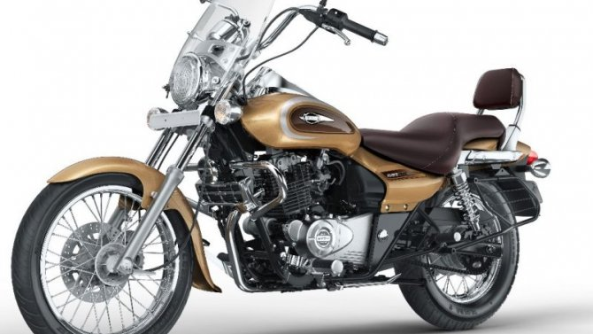 В России растут продажи новых мотоциклов