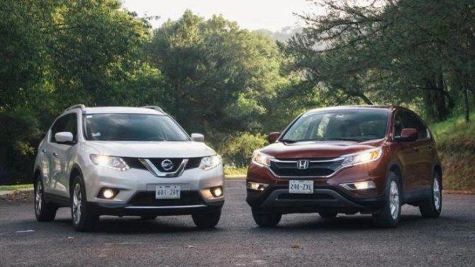 Nissan и Honda могут объединиться