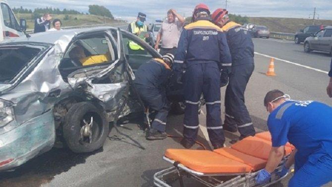 В ДТП на выезде из Пензы погиб человек