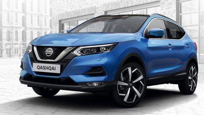 Nissan Qashqai— автомобиль, которому сложно найти конкурента