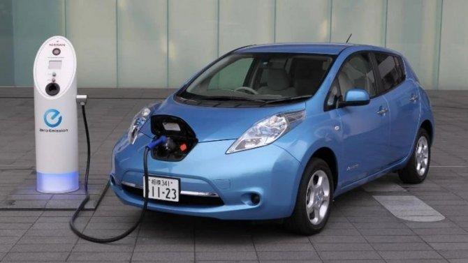 ВРоссии снизились продажи новых электромобилей
