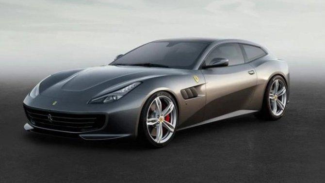 Ferrari снимает спроизводства спорт-универсал