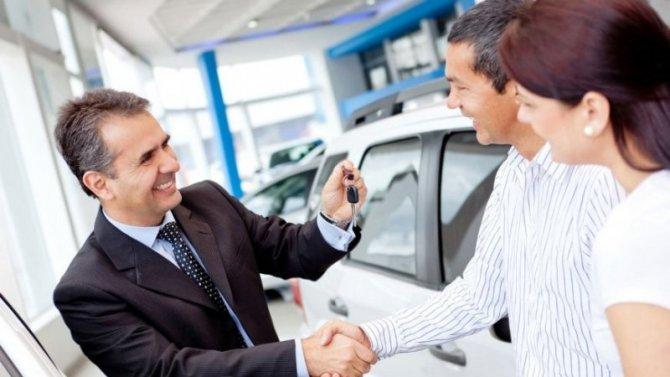 Внекоторых регионах России растут продажи автомобилей