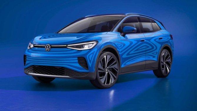 VolkswagenID.3 продемонстрировал огромный пробег наодной зарядке