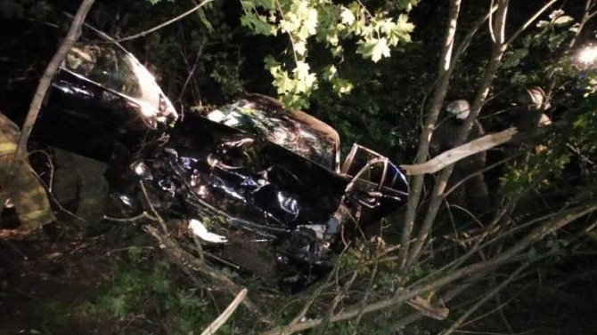 Три человека погибли в ДТП в Рязанской области