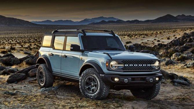 Ford Bronco может получить версию Raptor