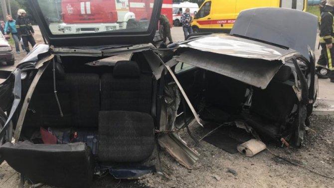 В ДТП с погоней в Мурманске погиб человек
