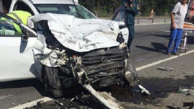 23-летняя пассажирка иномарки погибла в ДТП в Ростовской области