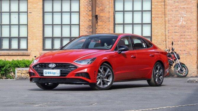 Стартовали продажи длиннобазной версии Hyundai Sonata
