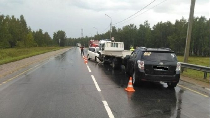 В ДТП в Усольском районе погиб водитель