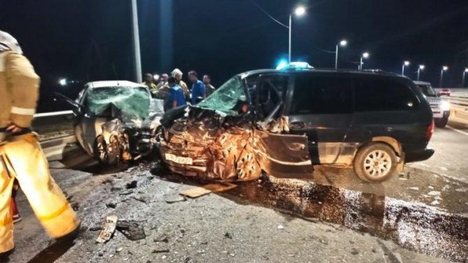 Три человека погибли в ДТП под Симферополем