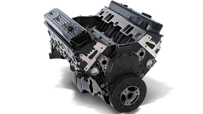 General Motors выпустил новый старый мотор V8 для своих машин прошлого века