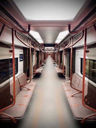 Поезда «Москва-2020» для московского метро 7
