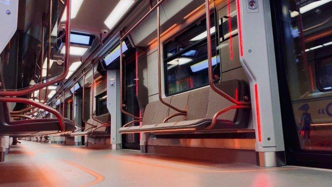 Поезда «Москва-2020» для московского метро 1