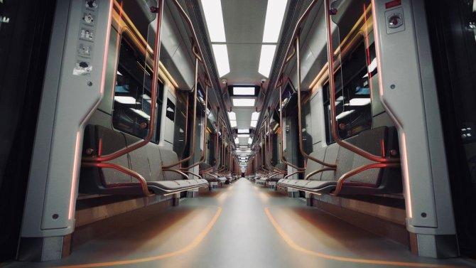 Поезда «Москва-2020» для московского метро 11