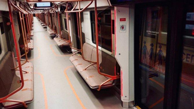 Поезда «Москва-2020» для московского метро 9