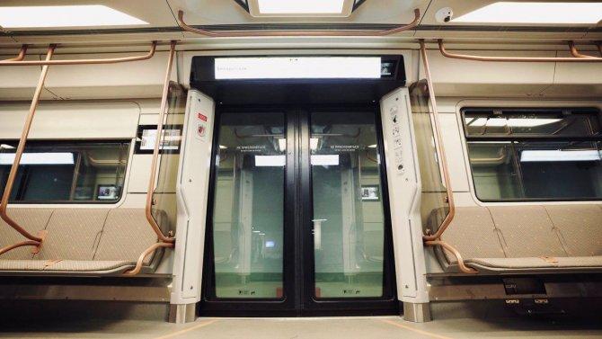 Поезда «Москва-2020» для московского метро 8