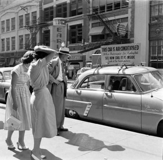 Реклама автомобильных кондиционеров - Chrysler 2