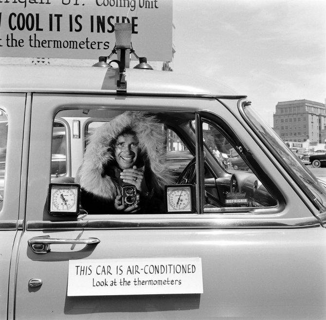 Реклама автомобильных кондиционеров - Chrysler 8