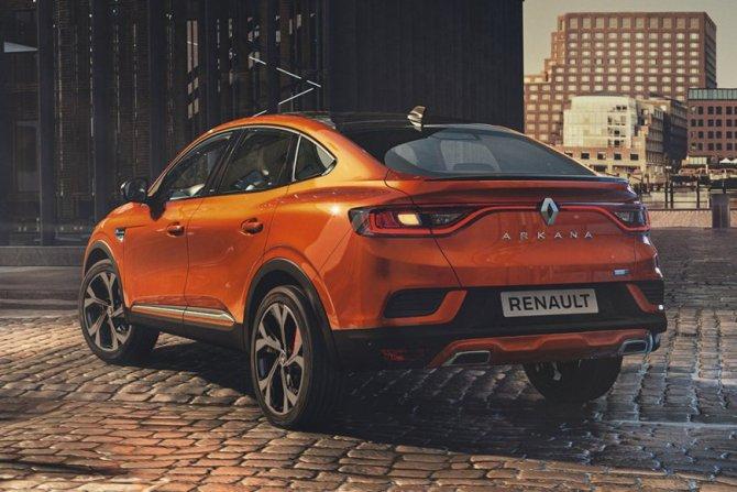 Renault Arkana 3