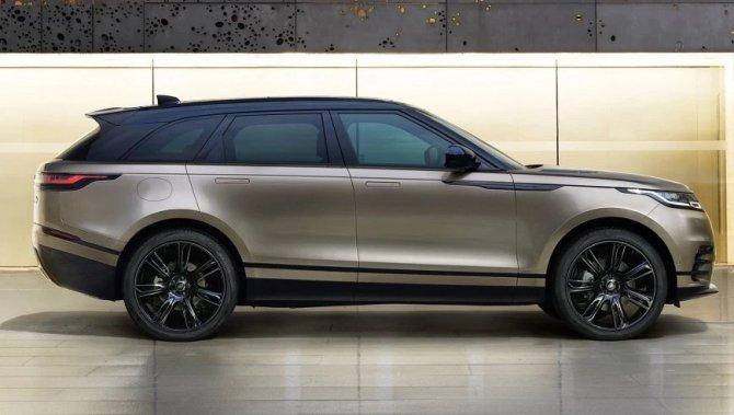 Range Rover Velar 5