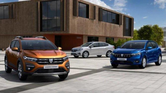 Стал известен интерьер обновлённых Renault Logan иRenault Sandero