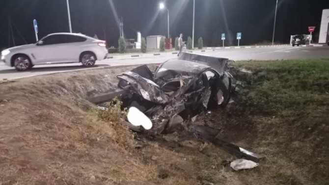 Три человека погибли в ДТП на Ставрополье