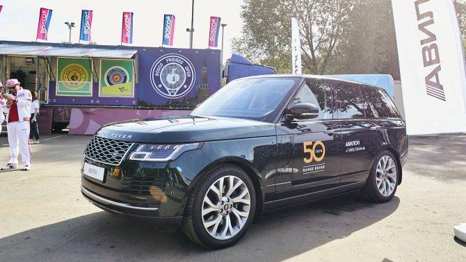 Второй благотворительный турнир BOSCO FRIENDS OPEN прошел при поддержке «АВИЛОН» Jaguar Land Rover
