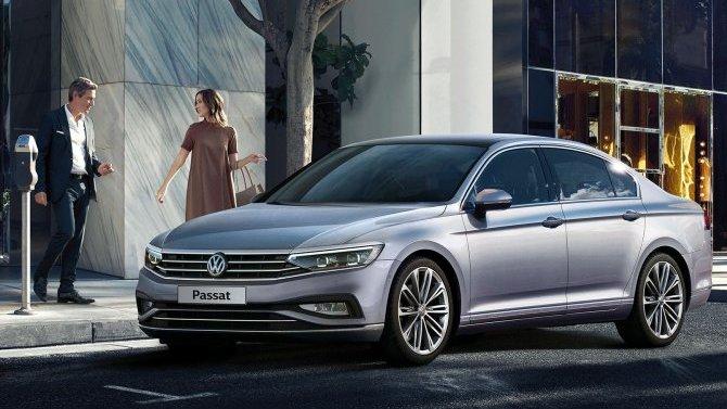 Световой день становится короче, но это не беда, если вы - водитель Volkswagen Passat.