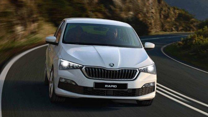 ŠKODA RAPID вошла в ТОП-10 самых продаваемых автомобилей в России по итогам августа