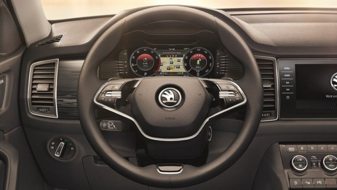 У новых автомобилей ŠKODA появилось дополнительное оборудование
