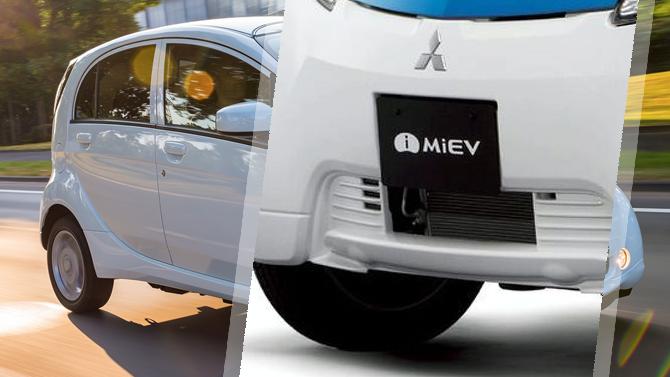Mitsubishi сворачивает производство «пионерского» электрокара i-MiEV