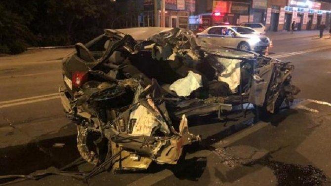 В ДТП по вине пьяного водителя погибли мужчина и девочка