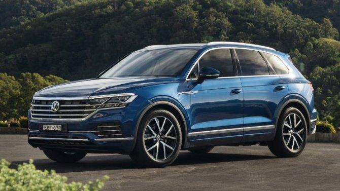 ВРоссии подорожали четыре модели Volkswagen