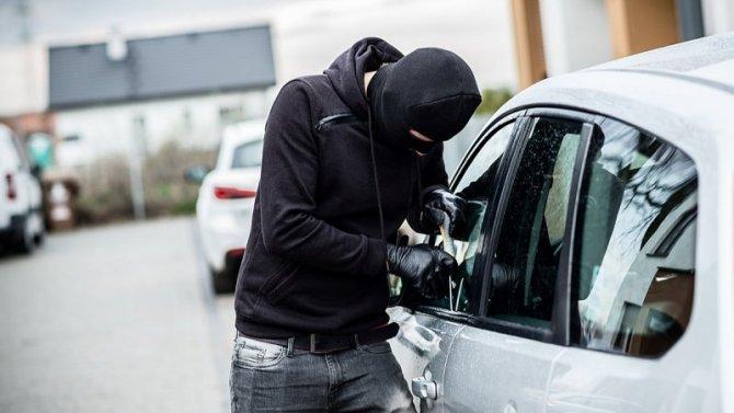 Названы самые угоняемые вРоссии автомобили
