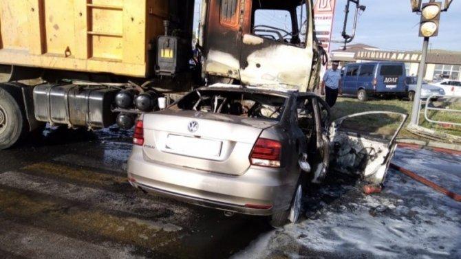 Ребенок и двое взрослых погибли в ДТП в Магнитогорске