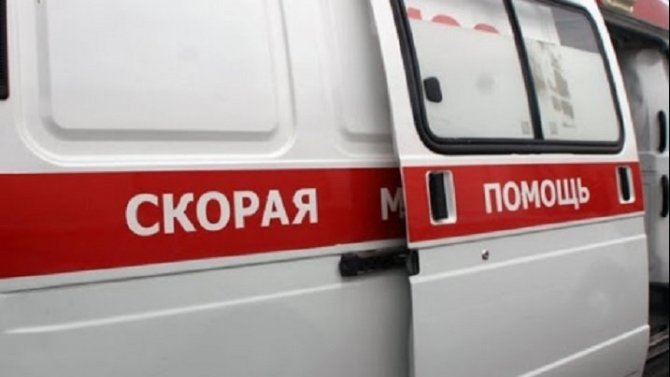 В Тульской области ВАЗ сбил велосипедиста