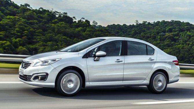 ВРоссии подорожали автомобили Peugeot