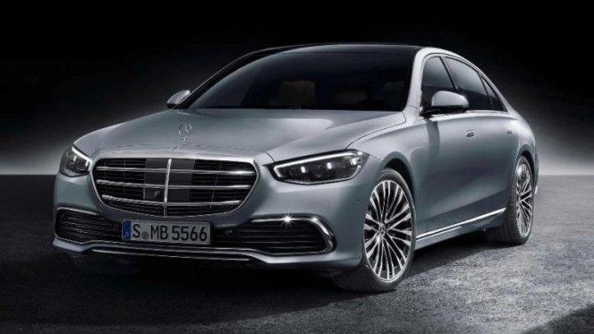 Новый Mercedes-Maybach готовится кпремьере