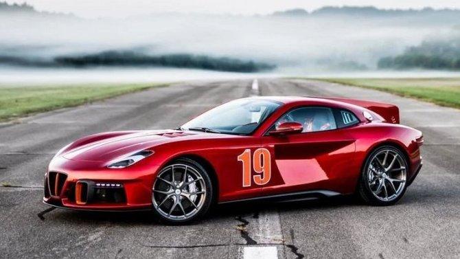 Спорт-универсал Ferrari стал кастомом