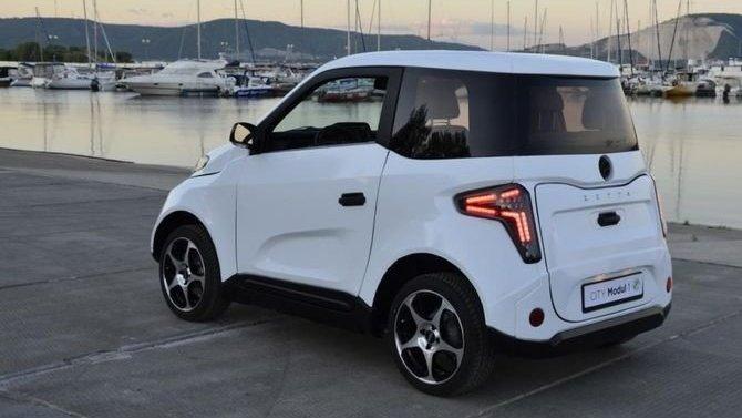 Разработчикам российского электромобиля Zetta недали 100 млн рублей