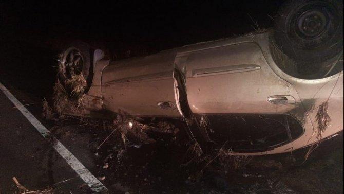 На трассе Тюмень – Омск в ночном ДТП погиб водитель