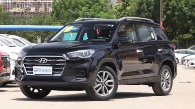 Начались продажи обновлённого Hyundai ix35