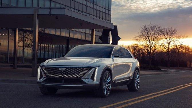 Cadillac Lyriq может появиться вРоссии