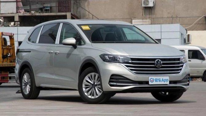 Volkswagen Viloran стал бестселлером всвоём классе