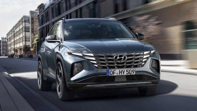 Новый Hyundai Tucson получит «заряженную» версию