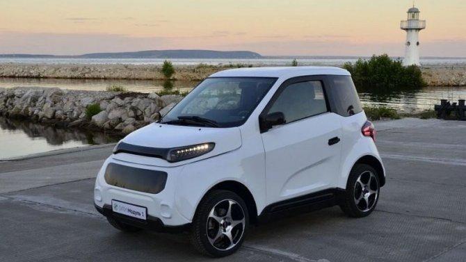Российский электромобиль Zetta может производиться вСловакии