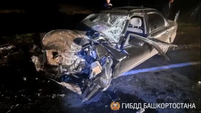 Женщина погибла в ДТП с грузовиком в Кармаскалинском районе Башкирии